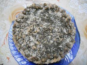 Снимка 2 от рецепта за Орехова торта с бисквити