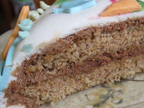 Снимка 2 от рецепта за Орехова торта