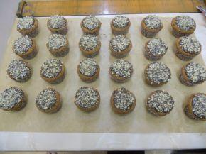 Снимка 3 от рецепта за Орехови мъфини