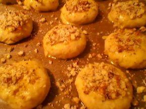 Снимка 3 от рецепта за Орехови сладки - III вариант