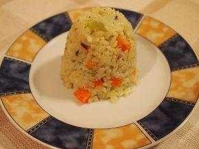Снимка 2 от рецепта за Ориз със зеленчуци - гарнитура