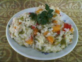 Снимка 3 от рецепта за Ориз със зеленчуци - гарнитура