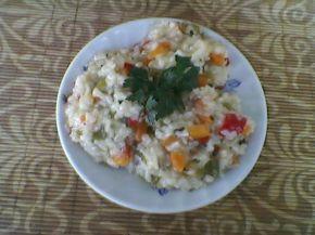 Снимка 4 от рецепта за Ориз със зеленчуци - гарнитура