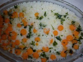 Снимка 5 от рецепта за Ориз със зеленчуци - гарнитура