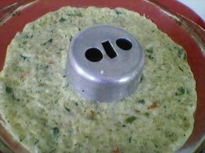 Снимка 4 от рецепта за Оризов пудинг със зелен фасул