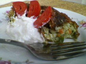 Снимка 7 от рецепта за Оризов пудинг със зелен фасул