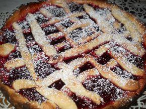 Снимка 3 от рецепта за Пай с вишни