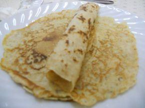 Снимка 3 от рецепта за Палачинки от овесени трици