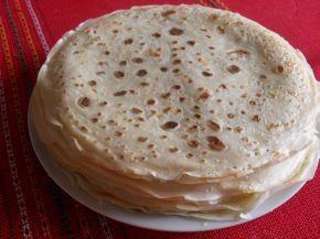 Снимка 2 от рецепта за Палачинки с бакпулвер