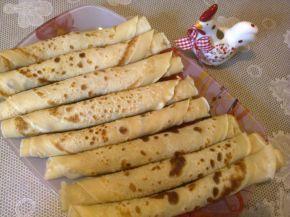Снимка 3 от рецепта за Палачинки с бакпулвер