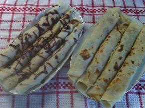 Снимка 5 от рецепта за Палачинки с бакпулвер