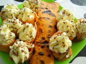 Снимка 6 от рецепта за Палачинки с доматено пюре и пълнеж от картофено пюре и сирене