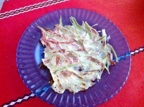 Снимка 3 от рецепта за Палачинки с праз