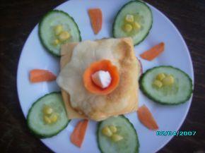 Снимка 3 от рецепта за Палачинков сандвич