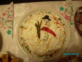Снимка 2 от рецепта за Палачинкова торта
