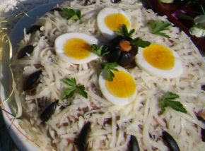 Снимка 3 от рецепта за Палачинкова торта