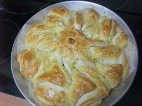 Снимка 10 от рецепта за Памучна погача