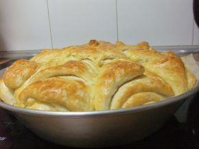 Снимка 11 от рецепта за Памучна погача