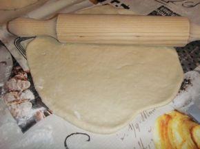 Снимка 4 от рецепта за Памучна погача