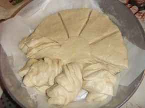 Снимка 6 от рецепта за Памучна погача