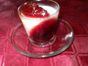 Снимка 5 от рецепта за Панакота с кисело мляко