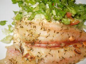 Снимка 4 от рецепта за Пангасиус на фурна