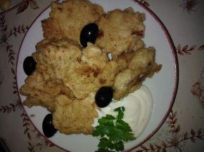 Снимка 2 от рецепта за Паниран карфиол