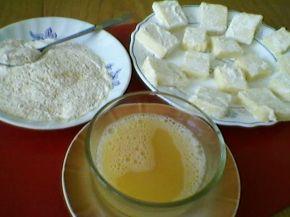 Снимка 2 от рецепта за Паниран кашкавал