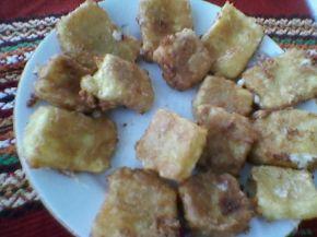 Снимка 4 от рецепта за Паниран кашкавал