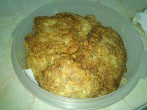Снимка 4 от рецепта за Паниран свински дроб
