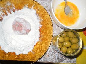 Снимка 2 от рецепта за Панирани кюфтенца