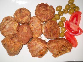 Снимка 3 от рецепта за Панирани кюфтенца