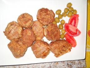 Снимка 4 от рецепта за Панирани кюфтенца
