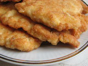 Снимка 4 от рецепта за Панирани пилешки гърди с пармезан