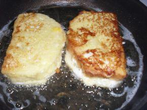 Снимка 2 от рецепта за Панирани сандвичи