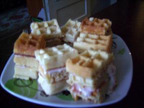 Снимка 2 от рецепта за Пастички от гофрети