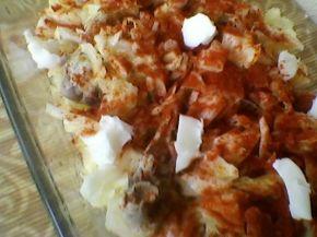 Снимка 2 от рецепта за Патешки маншони с кисело зеле