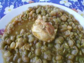 Снимка 4 от рецепта за Патешко с грах