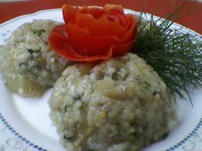 Снимка 2 от рецепта за Патладжан с ориз