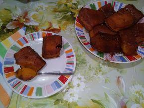 Снимка 5 от рецепта за Печена тиква с канела и мед