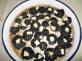 Снимка 2 от рецепта за Печени диви гъби с 3 вида сирена