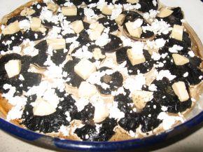 Снимка 3 от рецепта за Печени диви гъби с 3 вида сирена