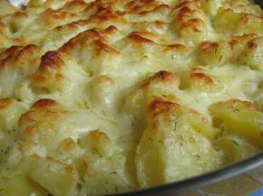 Снимка 3 от рецепта за Печени картофи със сметана