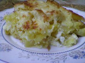 Снимка 4 от рецепта за Печени картофи със сметана