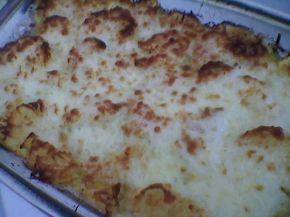 Снимка 6 от рецепта за Печени картофи със сметана