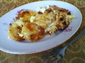 Снимка 8 от рецепта за Печени картофи със сметана