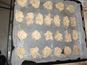 Снимка 3 от рецепта за Печени пилешки хапки