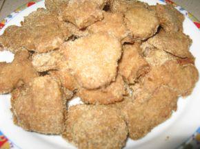 Снимка 5 от рецепта за Печени пилешки хапки
