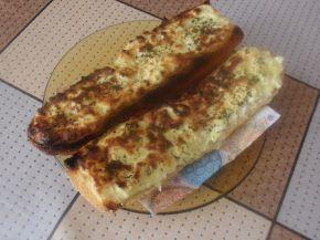 Снимка 3 от рецепта за Печени сандвичи от багети