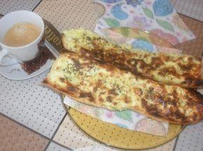 Снимка 4 от рецепта за Печени сандвичи от багети